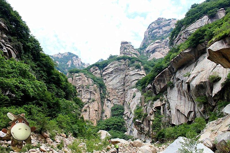 """一,线路简介 云蒙山自然风景区位于被称为京郊""""小黄山""""的云蒙山位于"""
