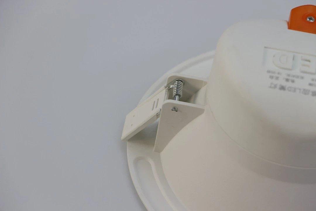 led雷达感应筒灯