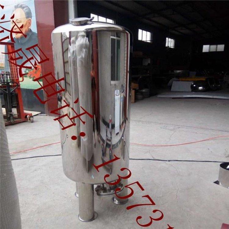 厂家直销不锈钢预处理罐石英砂过滤器机械过滤器活性炭过,价格来点