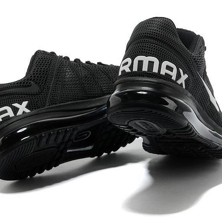 垫跑鞋_耐克2014新款春夏网面透气垫男鞋跑鞋旅游鞋