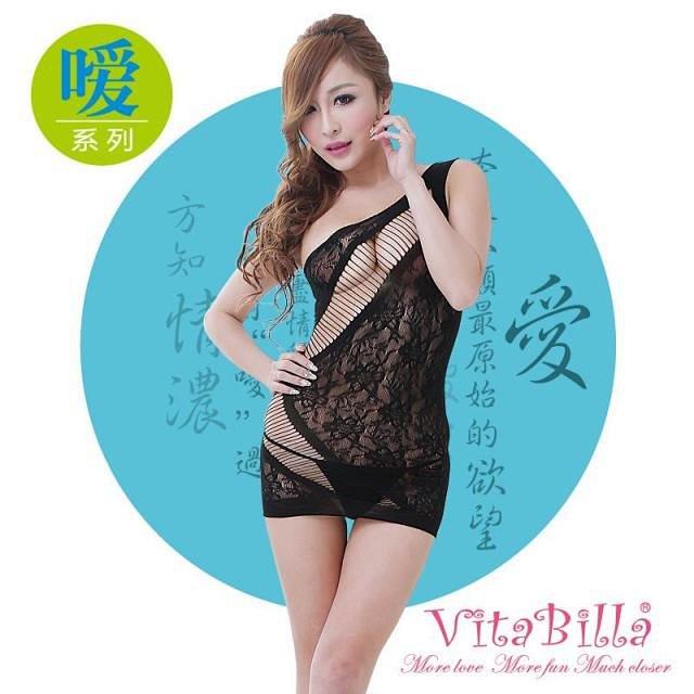 vitabilla唯它彼乐嗳-09情趣内衣连体衣丝袜少妇连体黑丝情趣被调教图片