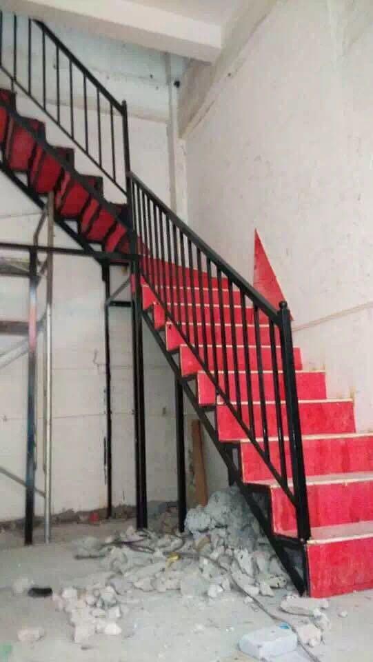 合肥恒信门窗钢结构阁楼钢结构楼梯槽钢工字钢角铁