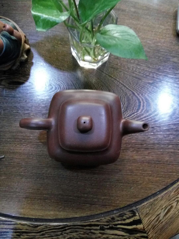 宜兴紫砂壶,传统大船炉,沉浮老料,龙山名砂全手工制作
