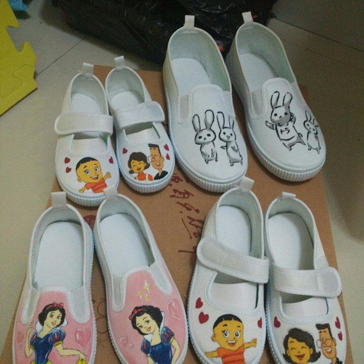 手绘鞋 纯手工绘制鞋码偏大,请按内长选择尺码图案不限,需要画什么