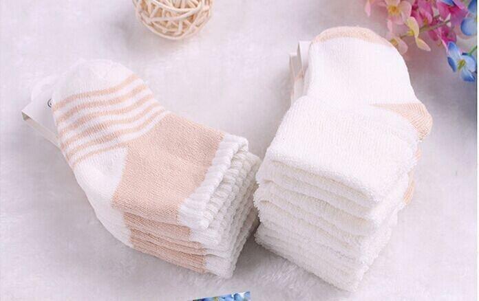 儿童棉纯棉/纯棉袜子婴儿/袜子袜子袜子/彩棉蜂蜜/袜子/袜子玻璃婴儿瓶500g婴儿