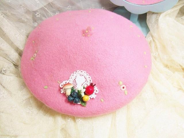 蘑菇帽子手工制作图片