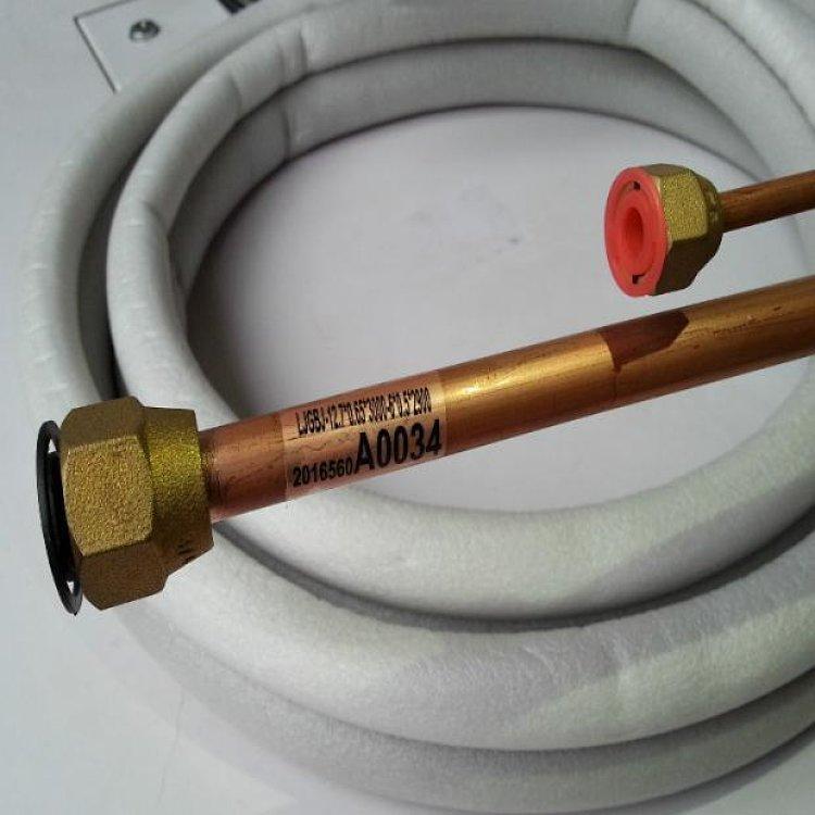 格力美的,志高tcl,海信空调连接纯铜管适合各品牌定频