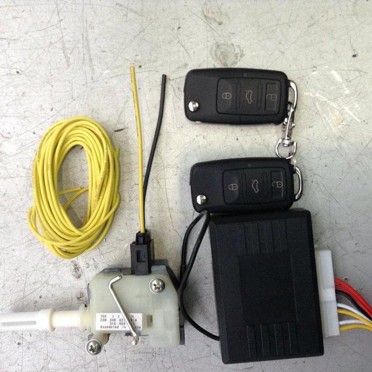 带后备箱开启(仅适用于捷达手动时尚型,两把遥控钥匙)