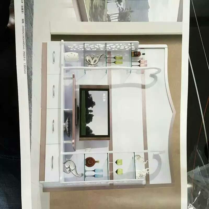 2.4米电视柜