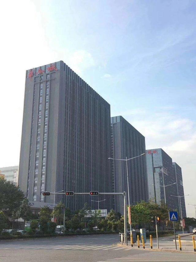 平湖华南城写字楼