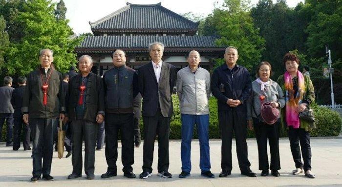 深圳曹氏总群九大群委委员简介 深圳曹氏宗亲2周年庆典