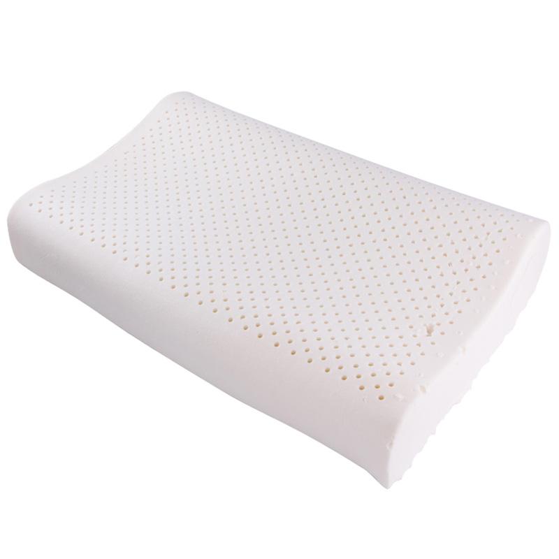 泰国乳胶枕_睡眠博士(AiSleep)标准舒适大号泰国乳胶枕