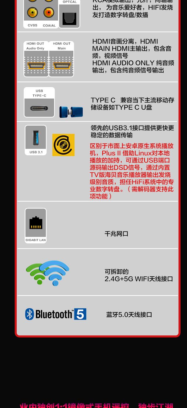 应该是目前最值得拥有的发烧蓝光播放机-杜恩HD 4K SOLO VISION  为发烧而生。插图(6)