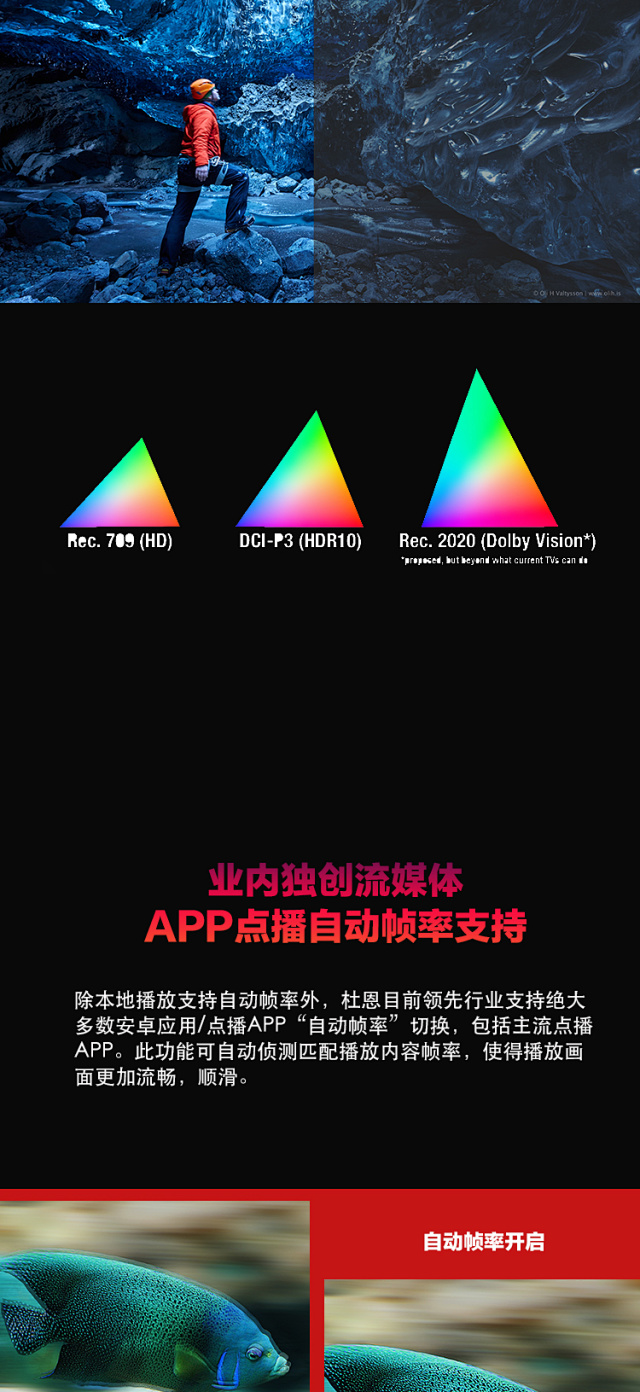 应该是目前最值得拥有的发烧蓝光播放机-杜恩HD 4K SOLO VISION  为发烧而生。插图(2)