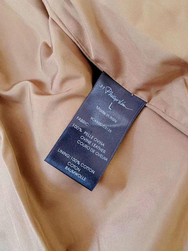 顶级皮衣:3.1 Phillip Lim 意大利绵羊皮反绒皮夹克 团购价1199元包邮(代购1w+) 买手党-买手聚集的地方