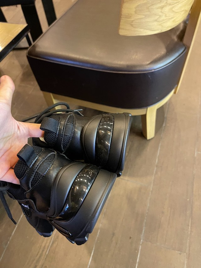 超轻量+增高7cm+超软底:TATA 老爹鞋 团购价199元包邮(吊牌价939元) 买手党-买手聚集的地方