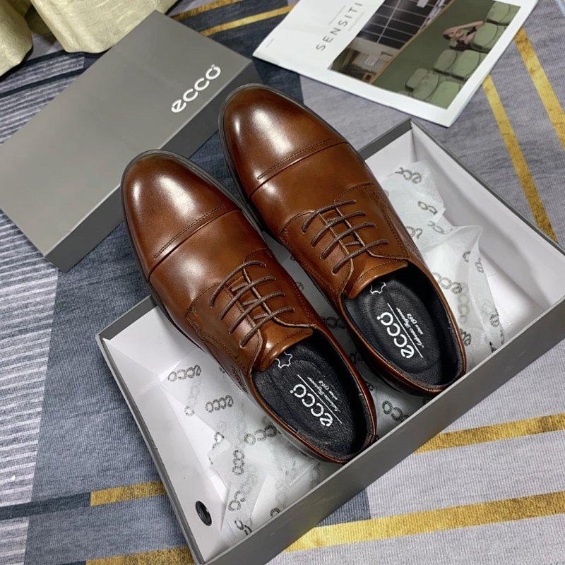 底王+shockpoint小红点科技!ECCO 高端男士正装皮鞋 两色 团购369元包邮(吊牌价1999元+) 买手党-买手聚集的地方