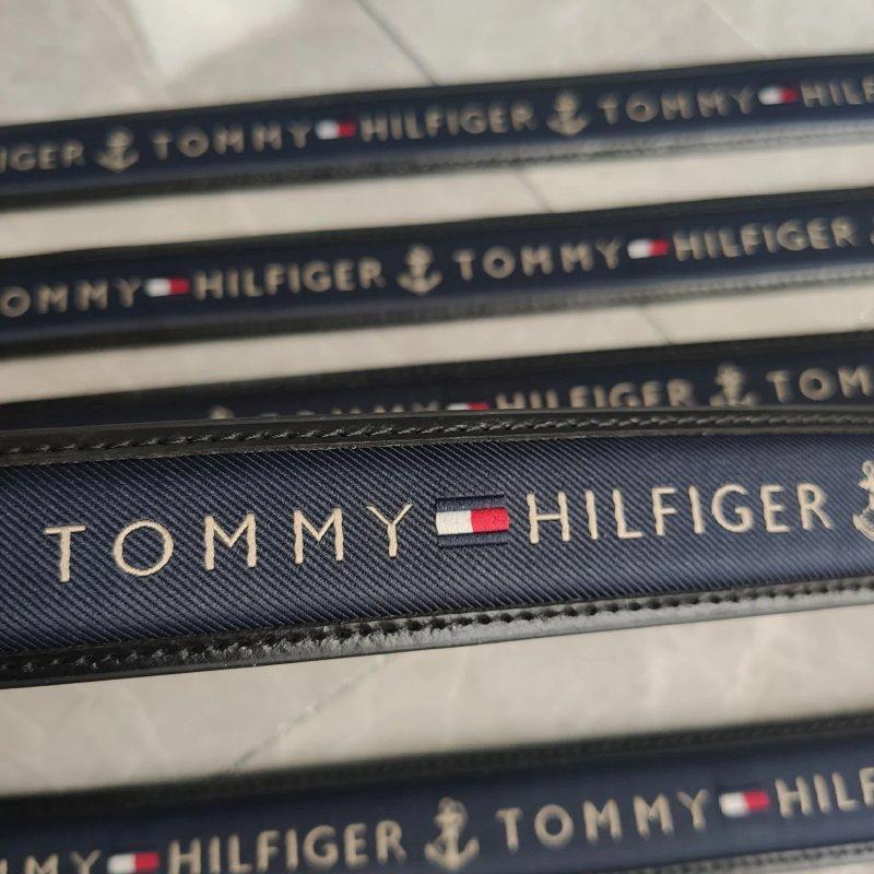 汤家最火、少数尺码有货!TOMMY HILFIGER 美式休闲皮带 149元包邮(美亚24.99美元不含税不包邮) 买手党-买手聚集的地方