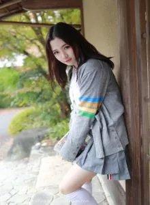 [MFStar模范学院] Vol.162 女神@徐cake日本旅拍第一套写真[40]