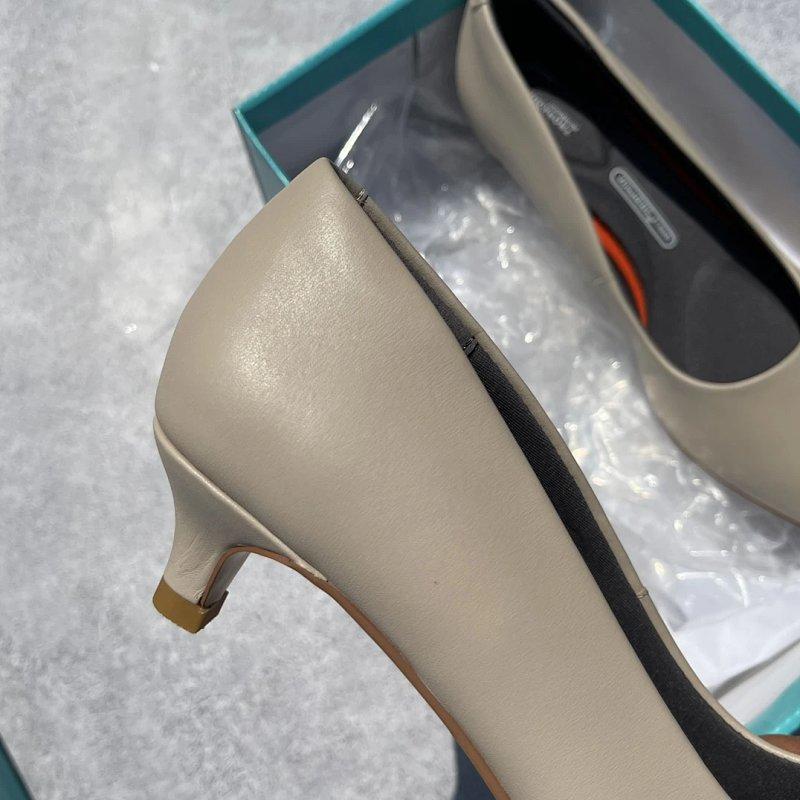 专柜同款、小跑健步如飞!ROCKPORT 乐步 白宫女高跟鞋 跟高5CM 299元包邮(专柜1000+,京东券后799元) 买手党-买手聚集的地方