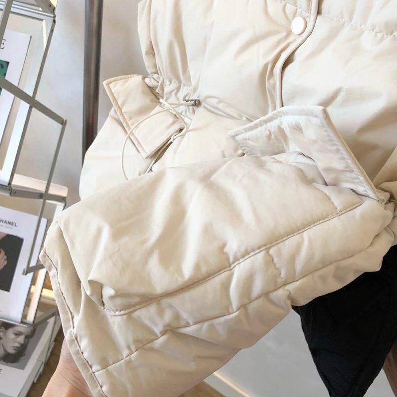 【售罄】收腰显瘦+轻盈保暖!OOTD 韩版女士羽绒棉马甲 团购价99元包邮 买手党-买手聚集的地方