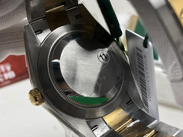 Vs日志41mm 牙圈 3235机芯 三珠904精钢 72小时动能储存 vs间金日志插图7