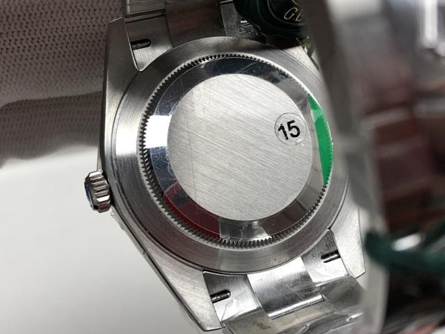 Vs日志41mm 牙圈 3235机芯 三珠904精钢 72小时动能储存 vs银面日志插图9