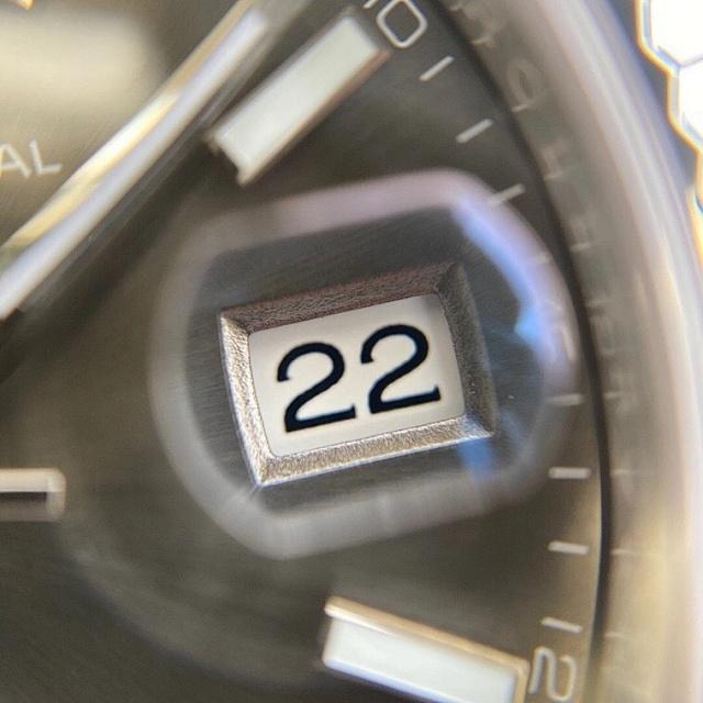 Vs日志41mm 牙圈 3235机芯 三珠904精钢 72小时动能储存 vs灰面日志插图12