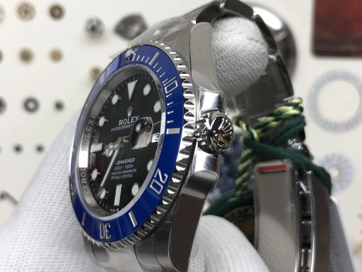 VS 新品蓝鬼 41mm 3235机械表机芯插图6